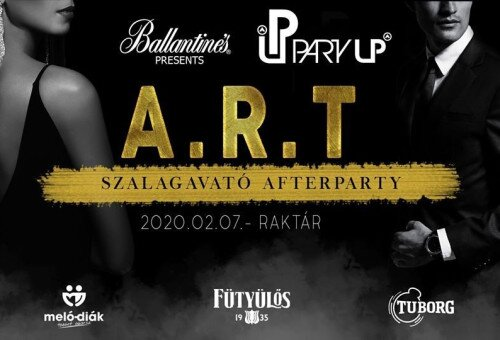A.R.T Szalagavató After Party