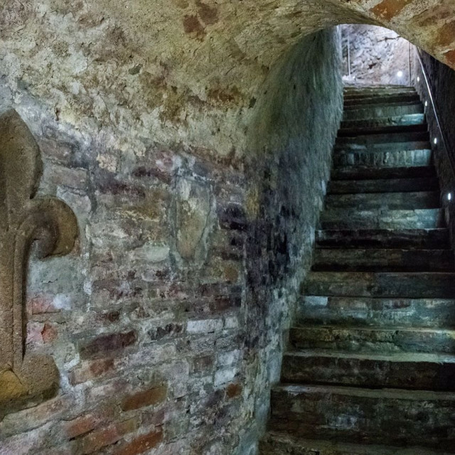 Bishop's Palace and the Secret Passage