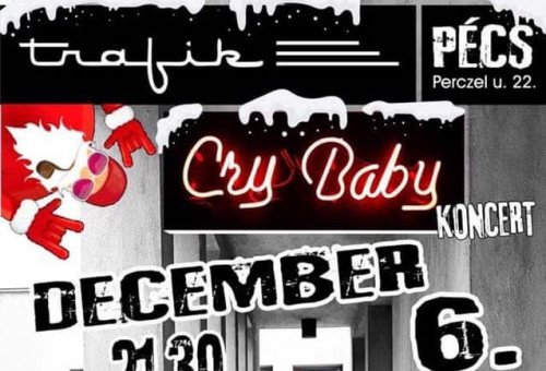 Cry Baby koncert