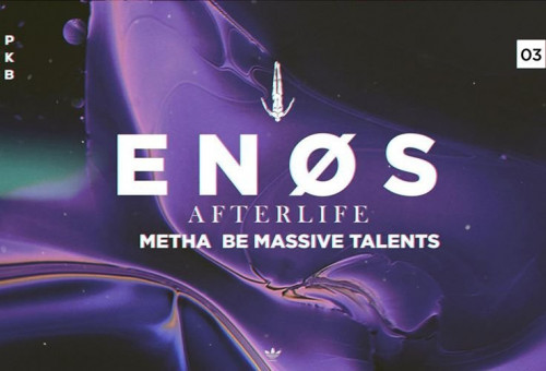 ENØS (CH, Afterlife) w/ Metha & Be Massive Talents