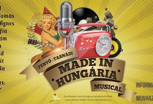 Fenyő-Tasnádi: Made in Hungária