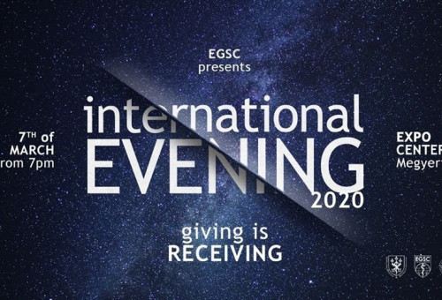 International Evening 2020