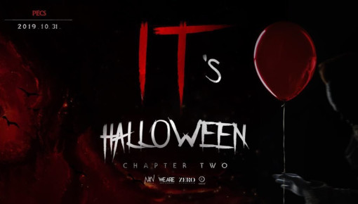 It's Halloween - Chapter Two