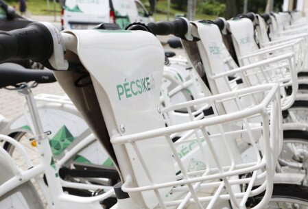 PécsiKe has been started, the city first electric bicycle!