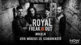 The Royal Freak Out + BrickLn